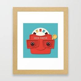 Insta-Master Framed Art Print