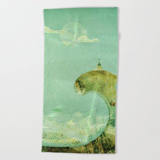 Forever Sheltered Beach Towel
