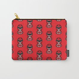 Power Chibi Red Ranger Carry-All Pouch