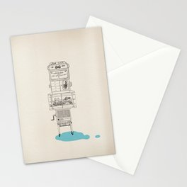 Wierd Stationery Cards