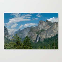 A Different View Canvas Print