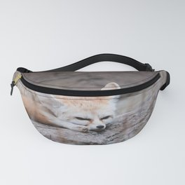 Fennec Fox Sleeping Fanny Pack