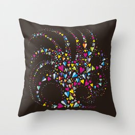 Somersault Throw Pillow