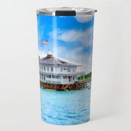 Mobile Yacht Club - Alabama's Historic Gulf Coast Travel Mug