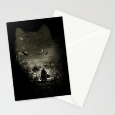 The Lord Crow Stationery Cards