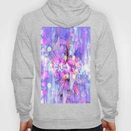 LILY IN LILAC AND LIGHT Hoody