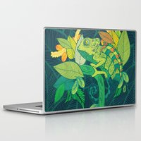 chameleon Laptop & iPad Skins featuring Chameleon by Arcturus