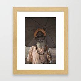 Haridwar Framed Art Print