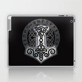 Mjolnir  - the hammer of Thor Laptop & iPad Skin