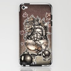 BOMBS AWAY BOWSER iPhone & iPod Skin