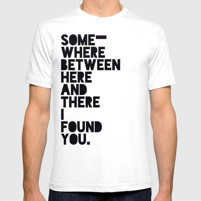 Here & There T-shirt
