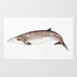 Beaked whale Rug