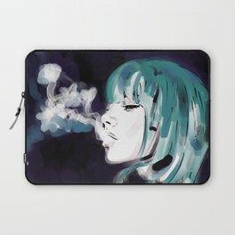 Smoking Colors. Laptop Sleeve