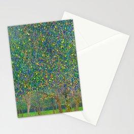 "Gustav Klimt ""Pear tree"" Stationery Cards"