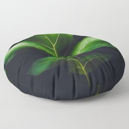 The Leaf (Color) Floor Pillow