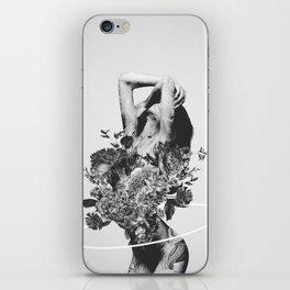 Be Slowly iPhone Skin