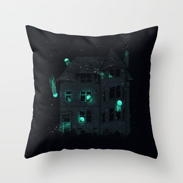 A New Home Throw Pillow