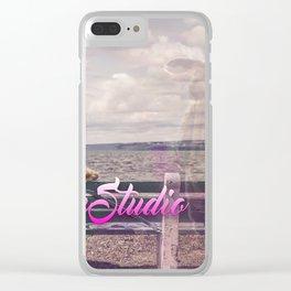 Design Studio Clear iPhone Case