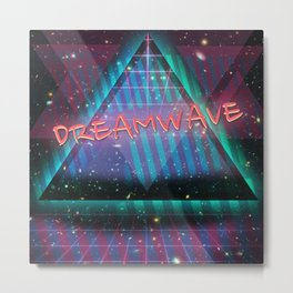 Dreamwave Metal Print