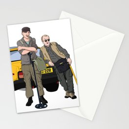Detectorists - Lance & Andy - DMDC Stationery Cards