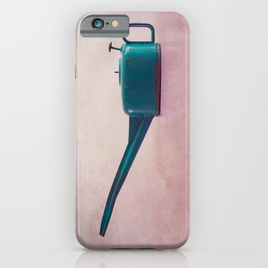 oilcan iPhone & iPod Case