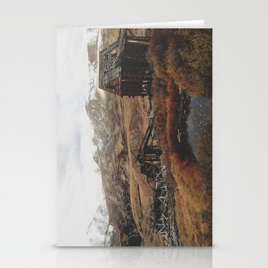 Mountain Mill Stationery Cards
