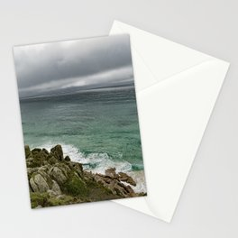 Stormy Cornish morning. Stationery Cards