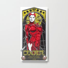 Cenob1te Metal Print