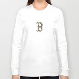 Day 16 - Boston Design Marathon Long Sleeve T-shirt