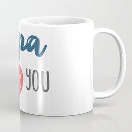 Papa I Love you Coffee Mug