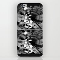 imagerybydianna iPhone & iPod Skins featuring Logos by Art by Mel
