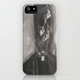 Danger Priest Is What he was iPhone Case