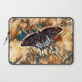 Butterfly in Fall Laptop Sleeve