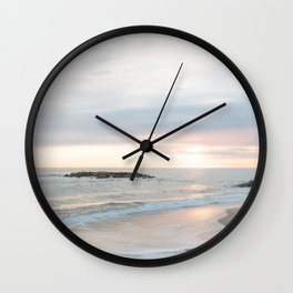 A Gentle Dawn Wall Clock