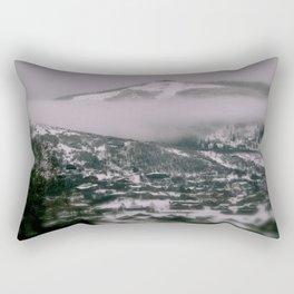 Foggy Blanket Rectangular Pillow