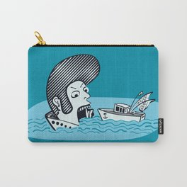 Elvis Eats Boats Carry-All Pouch