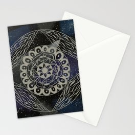 Spacey Dreams Stationery Cards