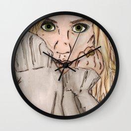 Mary Kate /Ashley Olsen  Wall Clock