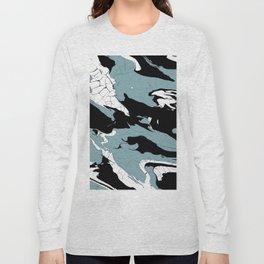 Earth and Sea Long Sleeve T-shirt