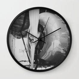 Vintage Propellor Wall Clock
