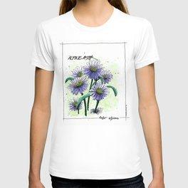 Alpine Aster T-shirt