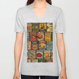 Canned in the USA Unisex V-Neck