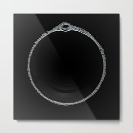 R+S_Spheres_1.5 Metal Print