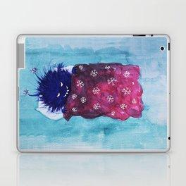 Cute Evil Bug Goes To Sleep Laptop & iPad Skin