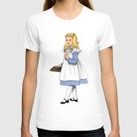 toddler T-shirts featuring Alice by Tom Tierney Studios