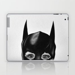 Waiting For a Hero (Bat Boy) Laptop & iPad Skin