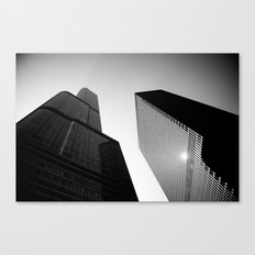 Impossible Angle Canvas Print