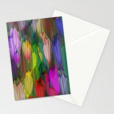 Delicate Flower Garden #2 Stationery Cards