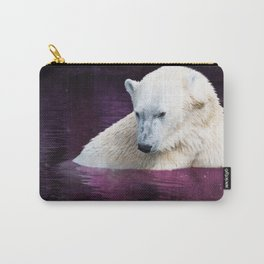 Space Bear Ponders Her Lonely Existence Carry-All Pouch