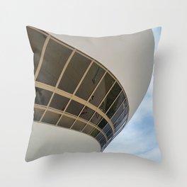 N I E M E Y E R   architect   MAC Throw Pillow